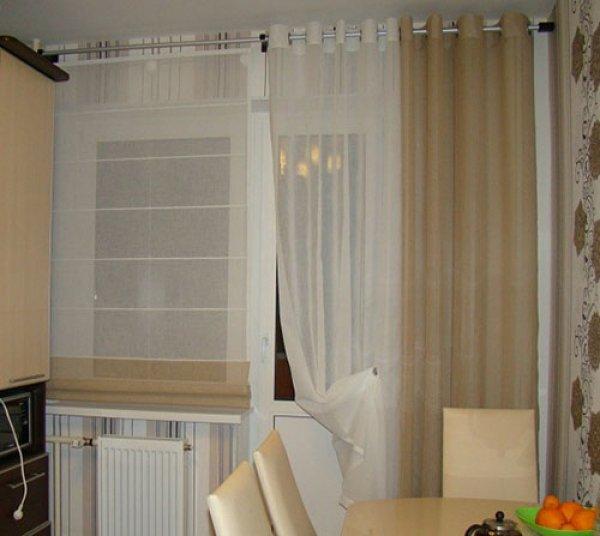 Римские шторы 12