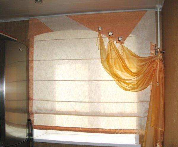 Римские шторы 03