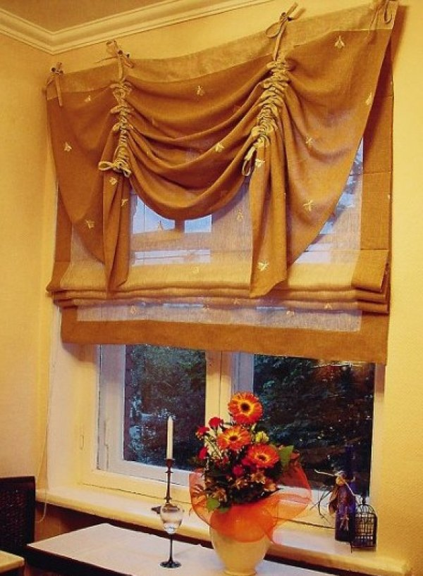 Римские шторы 06