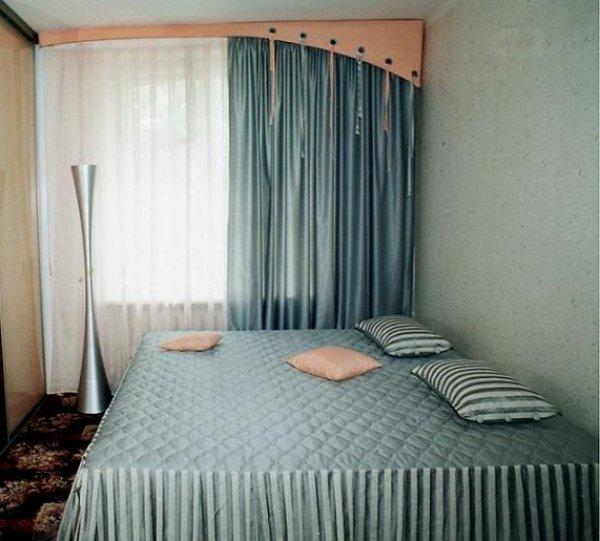 Шторы в спальню 19